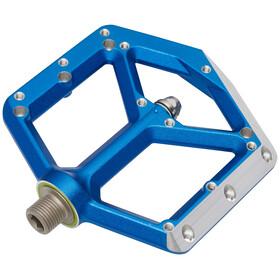 Spank Spike - Pédales - bleu